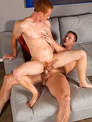 Abe fucks Colt - Gay porn pics at GayStick.com