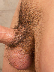 Dustin shows his pretty cock - Gay porn pics at GayStick.com