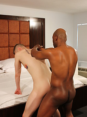 Champ and Blue sizzle in this hot and sweaty fuck scene - Gay porn pics at GayStick.com