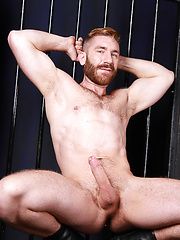 Lobo is a tall, confident man with dark eyes, who likes to be dominated and enjoys ass-play - Gay porn pics at GayStick.com