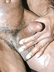 Brutus Black Shows Off. - Gay porn pics at GayStick.com