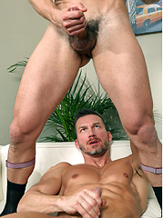 Swedish hunk Tomas Brand and Dean Monroe - Gay porn pics at GayStick.com