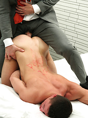 Dolan Wolf begins to play with Marco Rubi dick - Gay porn pics at GayStick.com