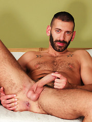 Two gay dads Italo Gang and Joe Delot - Gay porn pics at GayStick.com