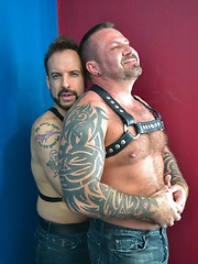 Alpha Top Marc Angelo In A Surprise Flip Fuck With Sam Black