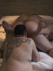 With Bears Like These Who Needs Goldilocks? - Gay porn pics at GayStick.com