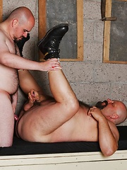 A Little Night Music, Bear Style - Gay porn pics at GayStick.com