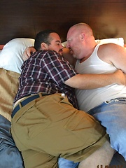 Billy Thorne Pounded By Daddy Bear Taylor Michael