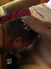 Real Life Couple Alan Romiero and Kit Montana Like Their Bareback Wet & Sloppy - Gay porn pics at GayStick.com