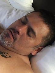 Real Life Couple Alan Romiero and Kit Montana Like Their Bareback Wet & Sloppy - Gay porn pics at GayStick.com