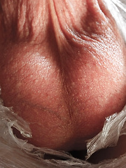A Plastic Wrapped Prisoner - Gay porn pics at GayStick.com