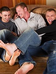 Mountain Getaway: Day 1 - Gay porn pics at GayStick.com