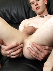 Big cocked twink masturbates & cums - Gay porn pics at GayStick.com