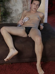Two Kinky Dick-Crazed Fuck-Buddies Choose to Rim, Ride & Open Wide! - Gay porn pics at GayStick.com