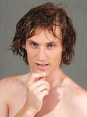 Long-haired sweet boy Conrad