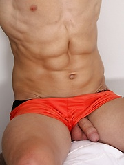 Joseph Cry exposes his unbelievable ripped abs. - Gay porn pics at GayStick.com