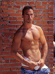 All-Italian daddy Marco Ramazzotti - Gay porn pics at GayStick.com