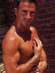 All-Italian daddy Marco Ramazzotti - Gay porn pics at GayStick.com