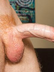 Sexy redhead  guy Adam - Gay porn pics at GayStick.com