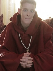 Priestly Machinations Result In Brad Fitt Getting Fucked Raw By A Red-Headed Monk's Monster Dick! - Gay porn pics at GayStick.com