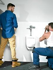 Raging Stallion - Tommy Defendi & Mike Dozer - Gay porn pics at GayStick.com