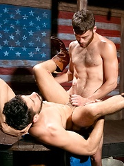 Raging Stallion - Tommy Defendi & Ray Han