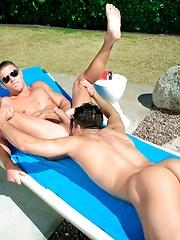Falcon Studios - Ryan Rose & Ray Han - Gay porn pics at GayStick.com