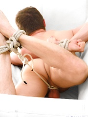 Bound Jocks - Special Re-release: Devon Hunter - Gay porn pics at GayStick.com