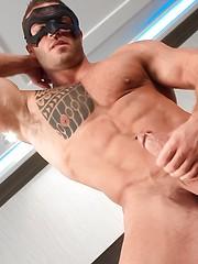 Maskurbate - Devon Dexx - Gay porn pics at GayStick.com
