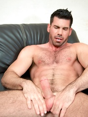 Men Over 30 - Dildo Play - Gay porn pics at GayStick.com