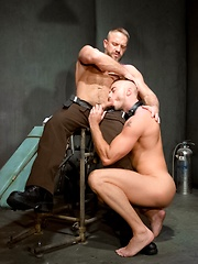 Fetish Force - Dirk Caber & Jessie Colter - Gay porn pics at GayStick.com