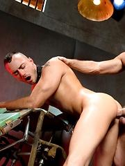 Fetish Force - Dirk Caber & Jessie Colter - Gay porn pics at GayStick.com