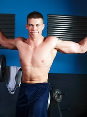 Next Door Male - Diesel White - Gay porn pics at GayStick.com