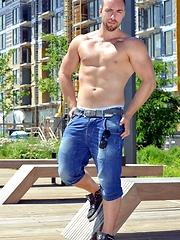 Men of Montreal – Pressing The Flesh! - Gay porn pics at GayStick.com