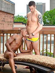 Men of Montreal - Make That a Large Please! - Gay porn pics at Gaystick