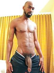Next Door Ebony – For a Good Rub, Call - Gay porn pics at GayStick.com
