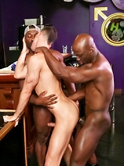 Next Door Ebony – Three to Get Lucky - Gay porn pics at GayStick.com