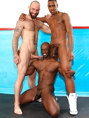 Next Door Ebony – Team Effort - Gay porn pics at GayStick.com