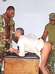 Next Door Ebony – Extreme Interrogation - Gay porn pics at GayStick.com