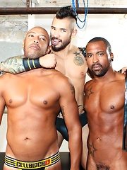 Next Door Ebony – Pleasure in Pain - Gay porn pics at GayStick.com