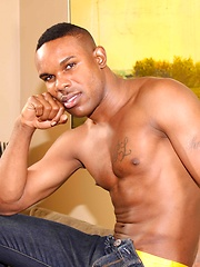 Next Door Ebony – Dayon - Gay porn pics at GayStick.com