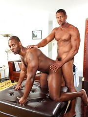 Next Door Ebony – After Practice - Gay porn pics at GayStick.com