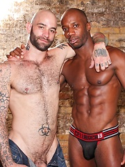Next Door Ebony – Bound, Whipped, and Fucked - Gay porn pics at GayStick.com