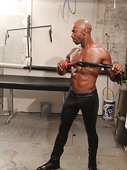 Next Door Ebony – Total Obedience - Gay porn pics at GayStick.com