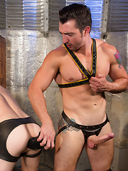 Club Inferno Dungeon – Hole Busters 10 (Scene 3) - Gay porn pics at GayStick.com