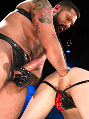 Club Inferno Dungeon – Fist Fuckers (Scene 4) - Gay porn pics at GayStick.com