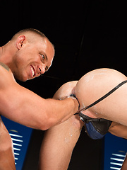 Club Inferno Dungeon – Fist Fuckers (Scene 2) - Gay porn pics at GayStick.com