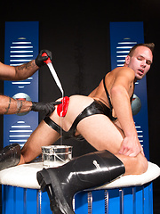 Club Inferno Dungeon – Fist Fuckers (Scene 1) - Gay porn pics at GayStick.com