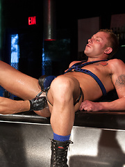 Club Inferno Dungeon – Last Call For Handball (Scene 3) - Gay porn pics at GayStick.com