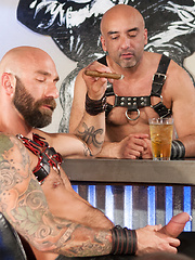 Club Inferno Dungeon – Last Call For Handball (Scene 2) - Gay porn pics at GayStick.com